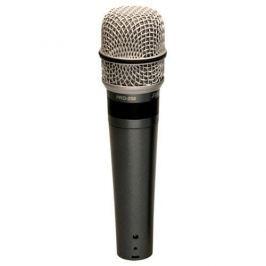 Mikrofón Superlux PRO258, dynamický s vypínačom univerzálny, 50Hz-16kHz, titanium blue