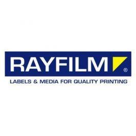 Etikety RAYFILM 38x21,2 transparentné samolepiace laser R04000102A R0400.0102A