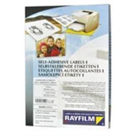 Fólia RAYFILM lesklá transparentná samolepiaca laser 100ks/A4 R0400.1123A