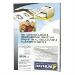 Fólia RAYFILM matná biela samolepiaca polyesterová laser 100ks/A4 R0502.1123A