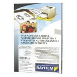 Fólia RAYFILM matná biela samolepiaca polyesterová laser 50ks/A4 R0502.1123B