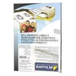 Fólia RAYFILM biela lesklá polyesterová samolepiaca laser 100ks/A4 R0504.1123A
