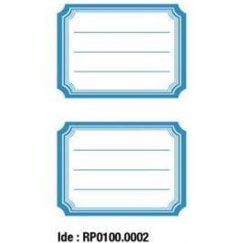 Etikety RAYFILM STICKERS - nálepky na zošity 10ks/5 listov *RP01000002J RP0100.0002J