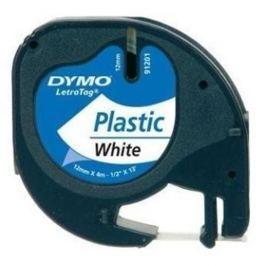 Páska DYMO 59422 LetraTag White Plastic Tape (12mm) S0721560