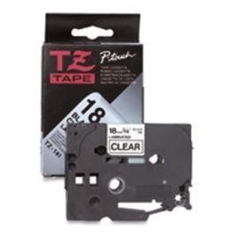 Páska BROTHER TZE-S641, žltá / čierna, 18mm TZES641