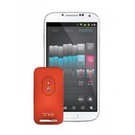 Tinké fitness a wellness senzor Bluetooth pre Android - oranžový ZE-TI-AN-OR