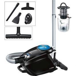 Bezsáčkový vysávač Bosch Haushalt BGS5SMRT66 Relaxx'x ProSilence66, čierna, modrá 1499005