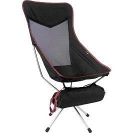 Kempingová stolička Talon Pivot long black 1875966