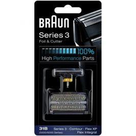 Braun fólia + brity 31B Contur, Flex, Series 3