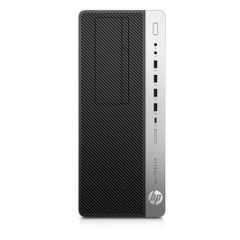 HP EliteDesk 800 G4 TWR, i7-8700, IntelHD, 8GB, 1TB, DVDRW, W10Pro, 3y 4KW73EA#BCM