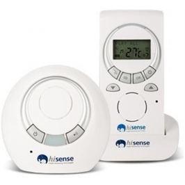 Hisense Babysense Digitálny monitor SC-210 na kontrolu zvukov 64205