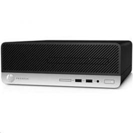 HP ProDesk 400 G6 SFF i3-9100/4GB/1TB/DVD/W10P 7EL86EA#BCM