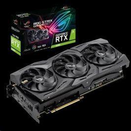 ASUS ROG-STRIX RTX2080-A8G-GAMING 8GB/256-bit, GDDR6, 2xHDMI, 2xDP, USB-C 90YV0C61-M0NM00