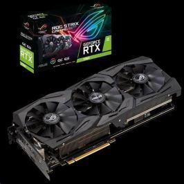 ASUS ROG-STRIX-RTX2060-O6G-GAMING 6GB/192-bit, GDDR6, DVI, 2xHDMI, 2xDP 90YV0CI0-M0NA00