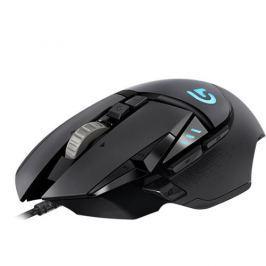 Myš Logitech G502 Proteus Spectrum herná, USB 910-004617