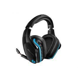 Náhlavná sada Logitech G935 Wireless 7.1 LIGHTSYNC - gaming headset 981-000744
