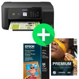 Epson L3160, A4, Wi-Fi , 33ppm, color C11CH42403