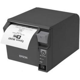 EPSON pokl.termo TM-T70II, čierna, WiFi.+USB, zdroj C31CD38025B2