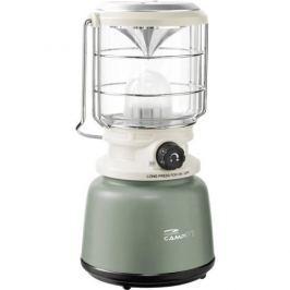LED kempingové svietidlo LiteXpress Camp 71 LXL907078B, 1255 g, biela/zelená