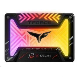 PHANTOM GAMING SSD 250GB, T-FORCE DELTA, SATA III (R: 560, W:500), RGB T253PG250G3C313