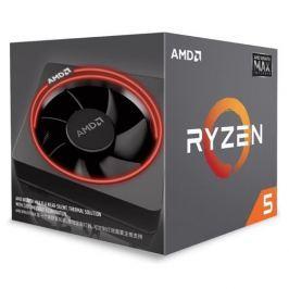 CPU AMD Ryzen 5 2600X 6core (3,6GHz) Wraith MAX YD260XBCAFMAX