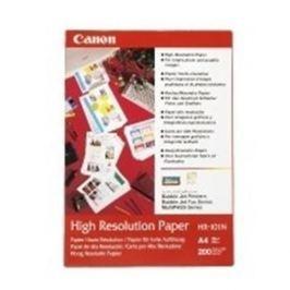 Papier CANON HR 101 A4 / 200 KS 1033A001