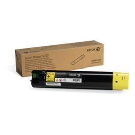 Toner XEROX 106R01526 yellow PHASER 6700 (12.000 str.) 106R01525