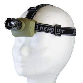Emos LED svietidlo čelovka XG-8102, 3W dioda, ZOOM, 3x AAA 1441093100
