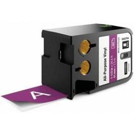 páska DYMO XTL 1868794 White On Purple All-Purpose Vinyl Tape (41mm)