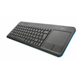 Klávesnica TRUST Veza Touchpad Wireless CZ & SK 21267