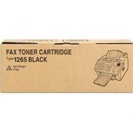 Toner RICOH Typ 1265D Fax 1120L/1160L, Nashuatec F101/F102 412638