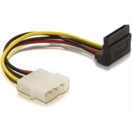Power Adapter Molex 4-pin samica na 1x SATA 15-pin kolmý nahor 60104