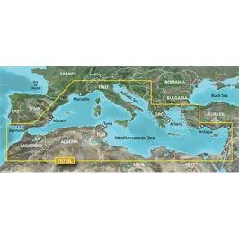 Garmin BlueChart G2 - EU710L - Skagerrak-Denmark-Germany + Dunaj / LARGE 753759093181