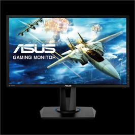 24'' LED ASUS VG245Q Gaming - Full HD, 16:9, HDMI, VGA, DP, repro. 90LM02V0-B02370