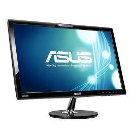 Monitor ASUS VK228H, 22'', LED, 1920x1080, 80M:1, 5ms, 250cd, D-SUB, DVI, HDMI, repro, webkamera, čierny 90LMF9101Q03241C-