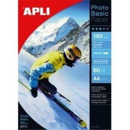 Fotopapier APLI A4 Photobasic lesklý180g 60 hárkov AG004135
