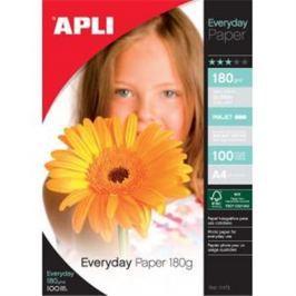 Fotopapier APLI A4 Everyday 180g 100 hárkov AG011475