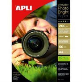 Fotopapier APLI A4 Bright 200g 50 hárkov AG012239