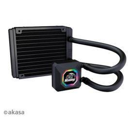 AKASA chladič CPU - vodný - Venom R10 RGB AK-LC4001HS03