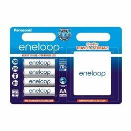 Panasonic Eneloop R6/AA 1900mAh, 4 ks, Blister + BOX BK-3MCCEC4BE