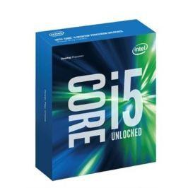 CPU Intel Core i5-6600 BOX (3,30GHz, 6MB, LGA1151, HD Graphics 530) BX80662I56600