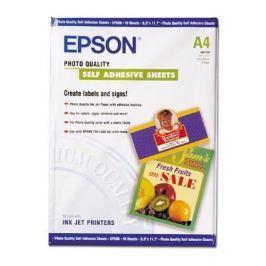 Papier EPSON S041106 Foto samo-lepiaci A4, 10ks C13S041106