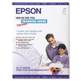 Papier EPSON S041154 Nažehľovací A4, 10ks C13S041154
