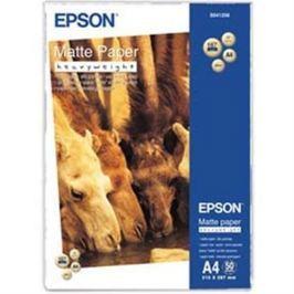 Papier EPSON S041256 Matt - heavy weight A4, 50ks C13S041256