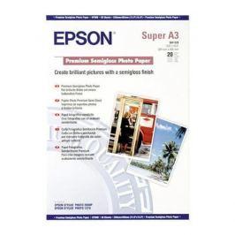 Papier EPSON S041328 Premium semi-gloss photo A3+, 20ks C13S041328