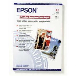 Papier EPSON S041334 Premium semi-gloss photo A3, 20ks C13S041334