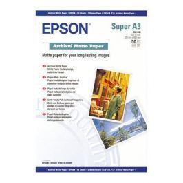 Papier EPSON S041340 Archival Matte A3+, 50ks C13S041340