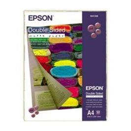 Papier EPSON S041569 Double-Sided Matte, A4, 178g/m 50str C13S041569