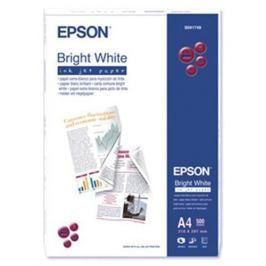 Papier EPSON S041749 Bright White Ink Jet, DIN A4, 90g/m2, 500ks C13S041749