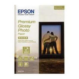 Papier EPSON S042154 Premium glossy photo 13x18, 255g/m, 30ks C13S042154